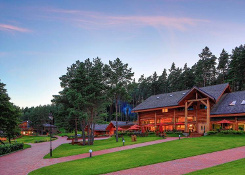 Eco Luxury Vacation in Lithuania