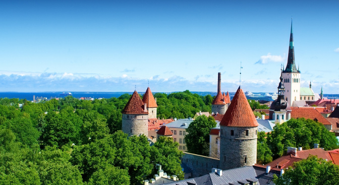 Estonia Tour
