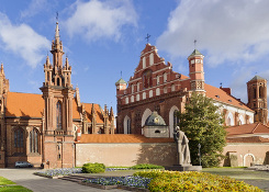 Travel packages & tours - Age Travel Baltic