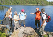Nuuksio National Park Guided Tour
