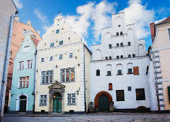 Riga Old Town Tour