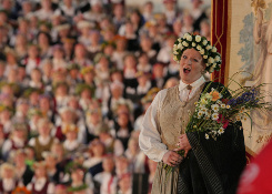 Latvian Song and Dance Celebration tour