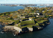 Suomenlinna Sea Fortress Sightseeing Tour